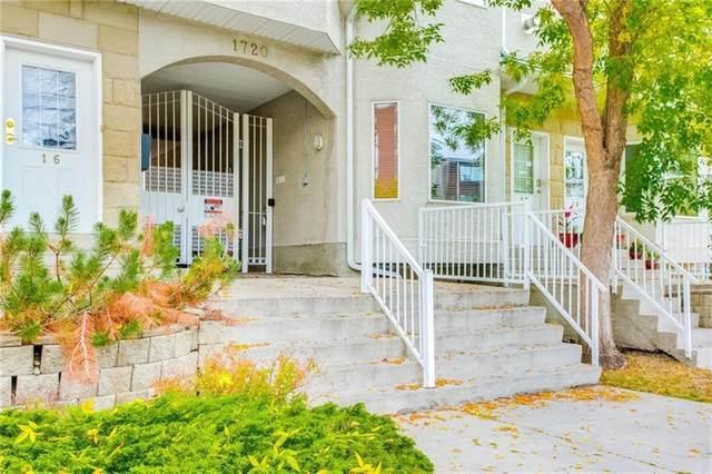 1720 11 Street SW #15, Calgary, AB T2T 3L6 (#A1093666) :: Redline Real Estate Group Inc