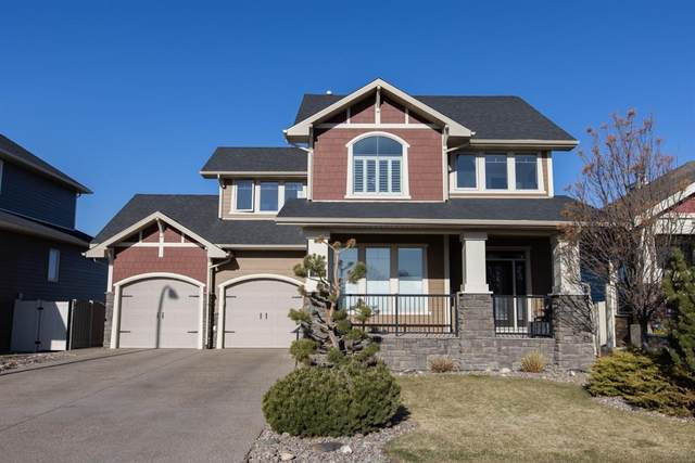 446 Couleesprings Road S, Lethbridge, AB T1K 5R5 (#A1093680) :: Greater Calgary Real Estate