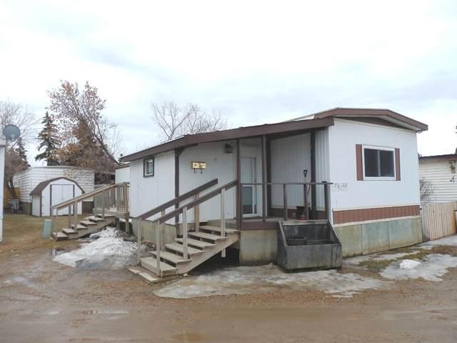 4504 41 Street #12, Camrose, AB T4V 4K5 (#A1093748) :: Calgary Homefinders