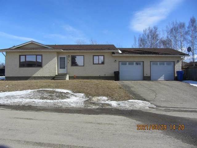 714 Oak Drive, Beaverlodge, AB T0H 0C0 (#A1093817) :: Western Elite Real Estate Group