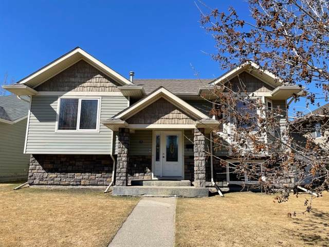 51 Webster Drive, Red Deer, AB T4N 7G4 (#A1093855) :: Canmore & Banff