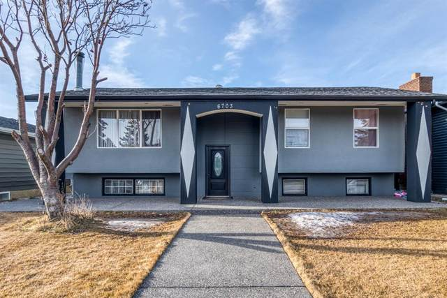 6703 23 Avenue NE, Calgary, AB T1Y 1V3 (#A1093858) :: Redline Real Estate Group Inc