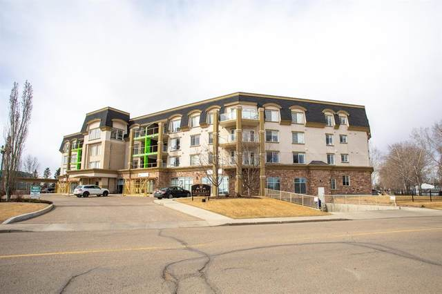 4425 Heritage Way #410, Lacombe, AB T4L 2P4 (#A1093865) :: Western Elite Real Estate Group
