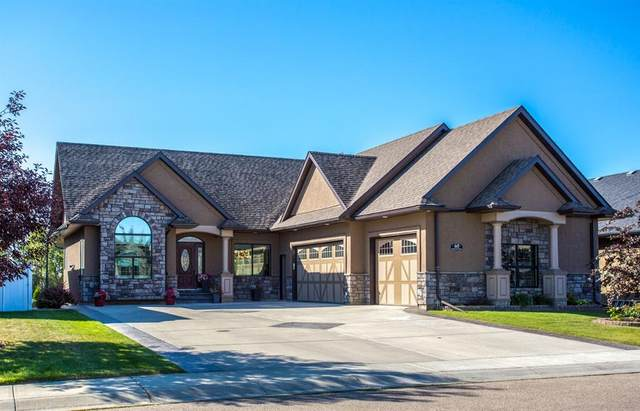 60 Oakwood Close, Red Deer, AB T4P 0C5 (#A1093868) :: Canmore & Banff