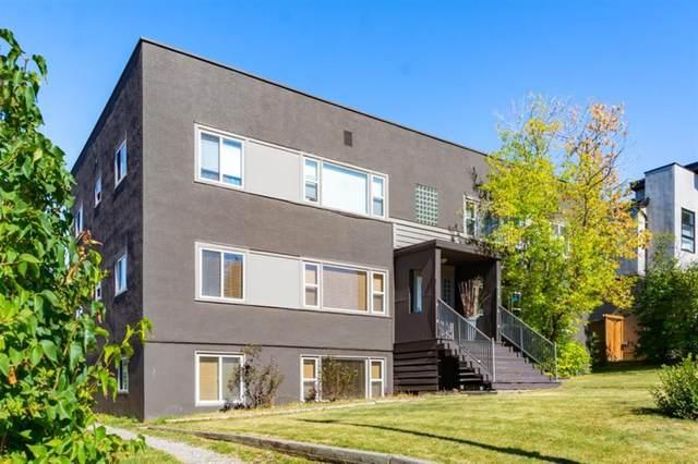 1634 18 Avenue NW #5, Calgary, AB T2M 0X1 (#A1093881) :: Redline Real Estate Group Inc