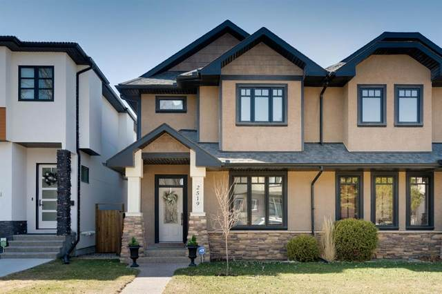 2519 21 Street SW, Calgary, AB T2T 5A9 (#A1093886) :: Redline Real Estate Group Inc