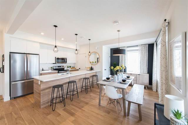 230 Seton Passage SE #75, Calgary, AB O0O 0O0 (#A1093914) :: Redline Real Estate Group Inc