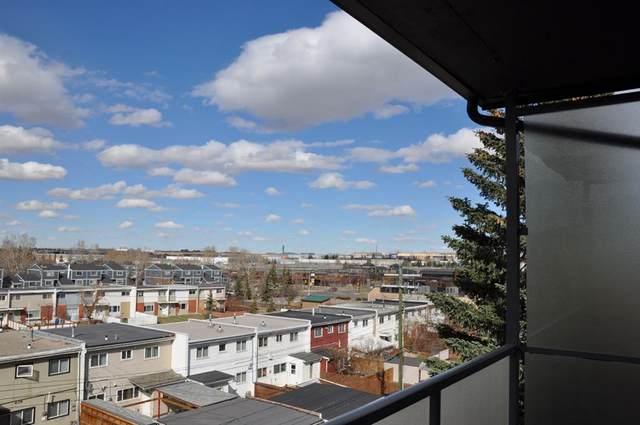 335 Garry Crescent NE #408, Calgary, AB T2K 5X1 (#A1093967) :: Redline Real Estate Group Inc