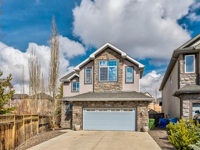 34 Aspen Stone Mews SW, Calgary, AB T3H 5Z1 (#A1094004) :: Redline Real Estate Group Inc
