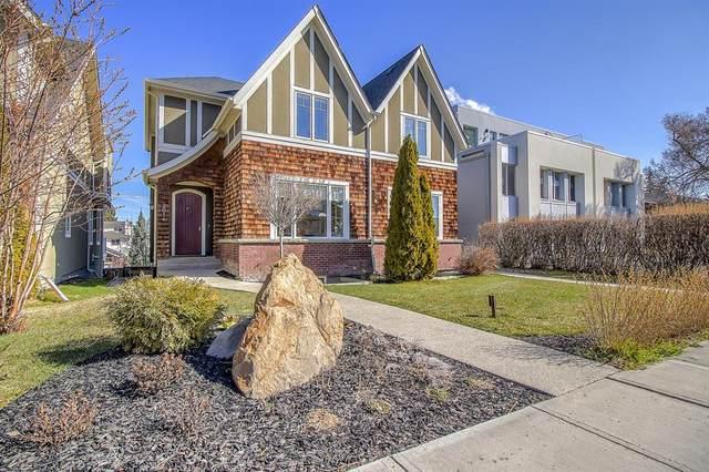 2014 37 Avenue SW, Calgary, AB T2T 2H5 (#A1094068) :: Redline Real Estate Group Inc