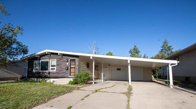 8701 99A Street, Grande Prairie, AB  (#A1094094) :: Team Shillington | eXp Realty