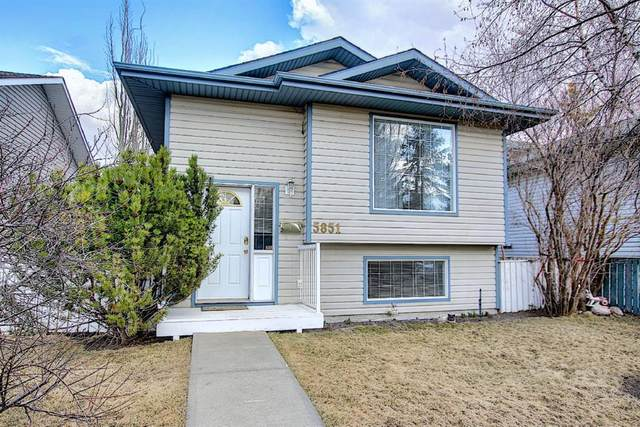 5851 58 Avenue, Red Deer, AB T4N 4T9 (#A1094102) :: Canmore & Banff
