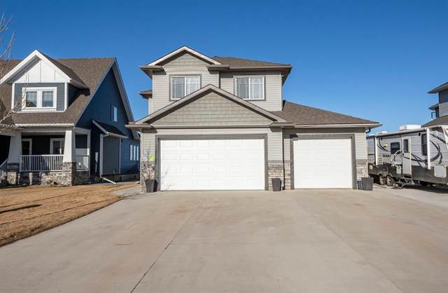15514 107 Street, Rural Grande Prairie No. 1, County of, AB T8X 0M1 (#A1094130) :: Redline Real Estate Group Inc