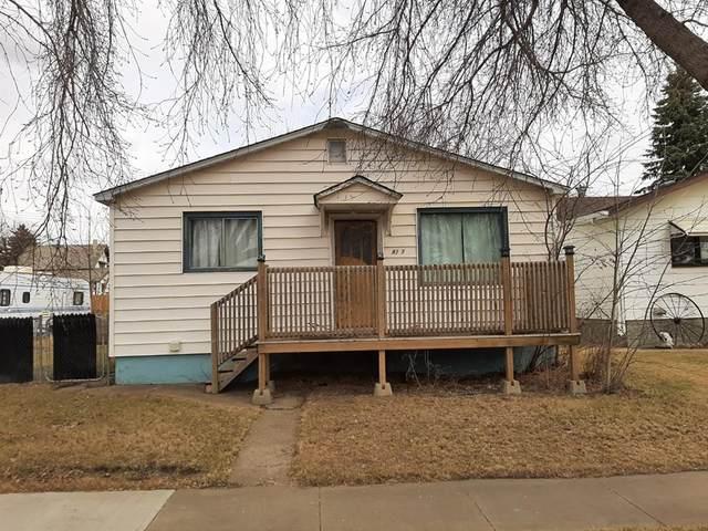 4707 49 Street, Stettler Town, AB T0C 2L0 (#A1094148) :: Redline Real Estate Group Inc