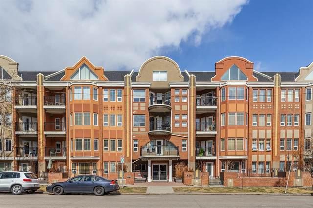 838 19 Avenue SW #310, Calgary, AB T2T 6H2 (#A1094153) :: Redline Real Estate Group Inc