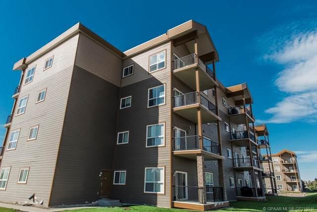 9229 Lakeland Drive #406, Grande Prairie, AB T8X 0B8 (#A1094174) :: Team Shillington | eXp Realty