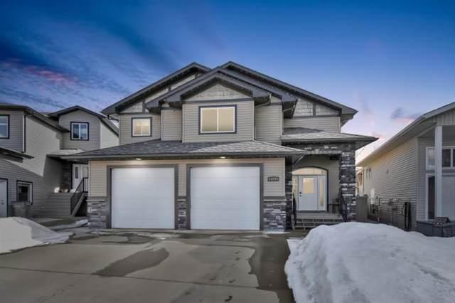 10709 126 Avenue, Grande Prairie, AB T8V 2L7 (#A1094241) :: Calgary Homefinders