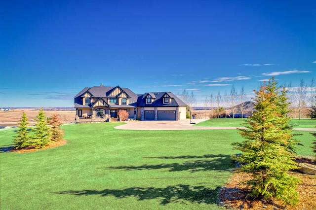 15 Red Willow Crescent W, Rural Foothills County, AB T1S 3J7 (#A1094308) :: Calgary Homefinders