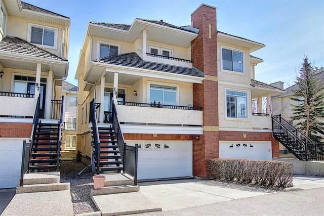 101 Sierra Morena Landing SW, Calgary, AB T3H 4K3 (#A1094309) :: Redline Real Estate Group Inc