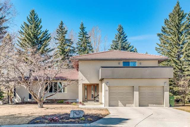 16 Vardana Place NW, Calgary, AB T3A 0C5 (#A1094338) :: Western Elite Real Estate Group