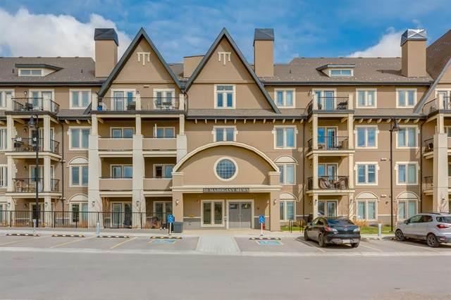 20 Mahogany Mews SE #415, Calgary, AB T3M 2W8 (#A1094369) :: Western Elite Real Estate Group