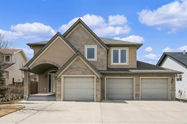 602 600 Carriage Lane Place, Carstairs, AB T0M 0N0 (#A1094386) :: Redline Real Estate Group Inc