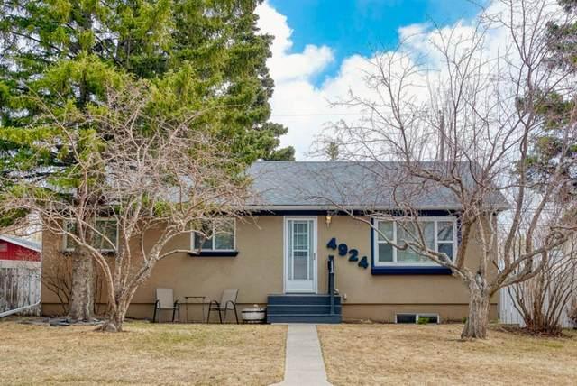 4924 45 Street SW, Calgary, AB T3E 3W4 (#A1094392) :: Redline Real Estate Group Inc