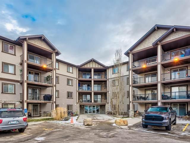 60 Panatella Street NW #3101, Calgary, AB T3K 0M3 (#A1094404) :: Calgary Homefinders