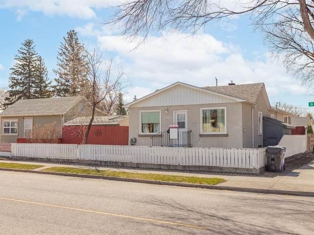 1248 9 Avenue N, Lethbridge, AB T1H 1G8 (#A1094421) :: Calgary Homefinders