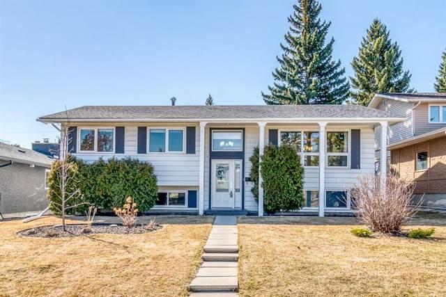 1131 Lake Sylvan Drive SE, Calgary, AB T2J 2P9 (#A1094428) :: Western Elite Real Estate Group