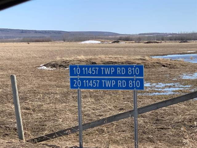 11457 Twp Rd 810, Rural Saddle Hills County, AB T0H 3G0 (#A1094432) :: Team Shillington | eXp Realty
