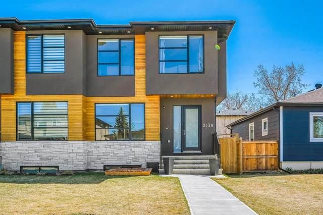 2438 32 Street SW, Calgary, AB T3E 2R7 (#A1094433) :: Redline Real Estate Group Inc