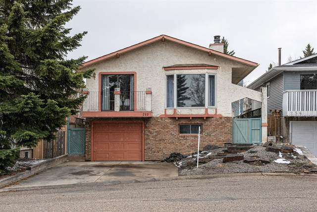 260 Sandstone Place NW, Calgary, AB T3K 2X6 (#A1094489) :: Western Elite Real Estate Group