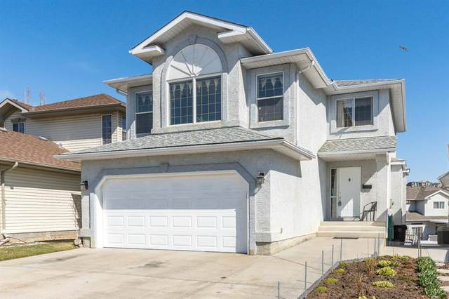 10362 Hidden Valley Drive NW, Calgary, AB T3A 4Z2 (#A1094544) :: Calgary Homefinders