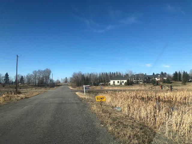 48 Street E, Rural Foothills County, AB T1S 3R4 (#A1094546) :: Calgary Homefinders