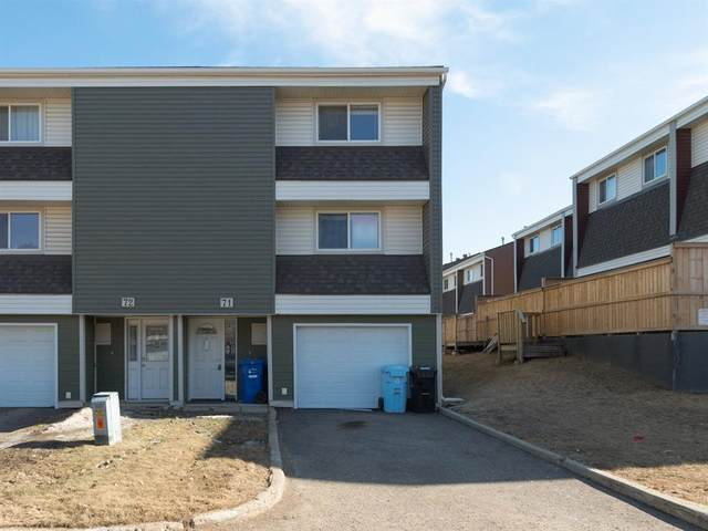 400 Silin Forest Road #71, Fort Mcmurray, AB T9H 3S5 (#A1094572) :: Canmore & Banff