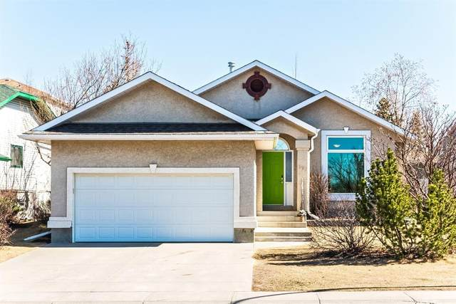 191 West Mcdougal Road, Cochrane, AB T4C 1M6 (#A1094589) :: Western Elite Real Estate Group
