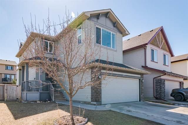 457 Cimarron Boulevard, Okotoks, AB T1S 0H7 (#A1094624) :: Calgary Homefinders
