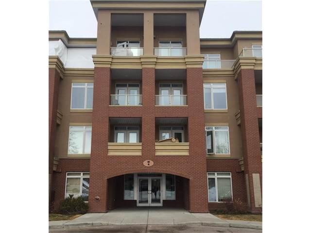 4 Hemlock Crescent SW #407, Calgary, AB T3C 2Z1 (#A1094642) :: Redline Real Estate Group Inc