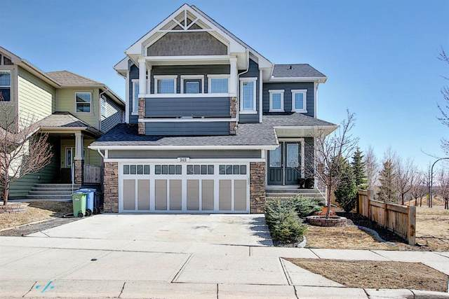 242 Mountainview Drive, Okotoks, AB T1S 0L7 (#A1094683) :: Calgary Homefinders