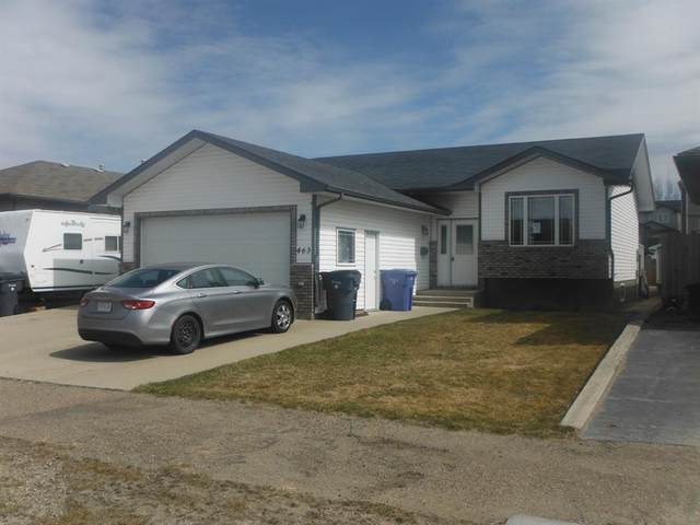 463 Sierra Boulevard SW, Medicine Hat, AB T1B 4W5 (#A1094696) :: Redline Real Estate Group Inc