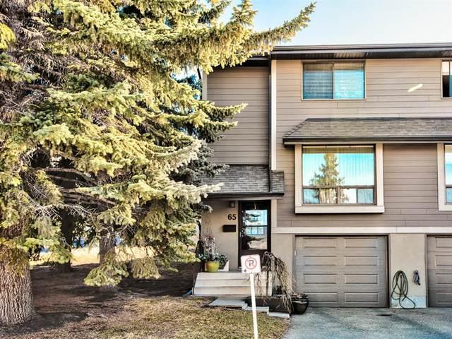5019 46 Avenue SW #65, Calgary, AB T3E 6R1 (#A1094724) :: Redline Real Estate Group Inc