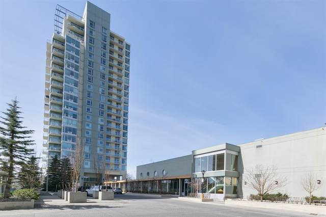 55 Spruce Place SW #1602, Calgary, AB T3C 3X5 (#A1094748) :: Redline Real Estate Group Inc