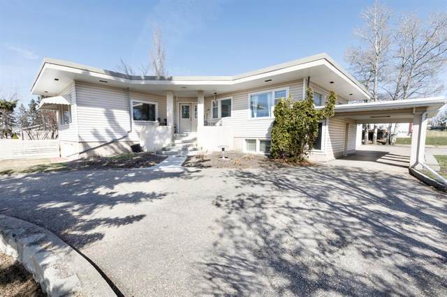 5040 43 Street, Innisfail, AB T4G 1K2 (#A1094784) :: Redline Real Estate Group Inc