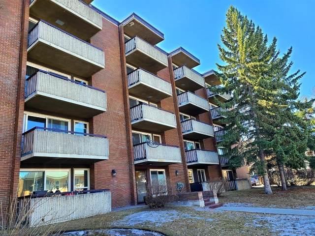 903 19 Avenue SW #404, Calgary, AB T2T 0H8 (#A1094813) :: Redline Real Estate Group Inc