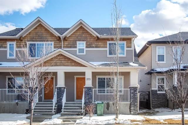 373 Skyview Ranch Road NE, Calgary, AB T3N 0K8 (#A1094902) :: Redline Real Estate Group Inc