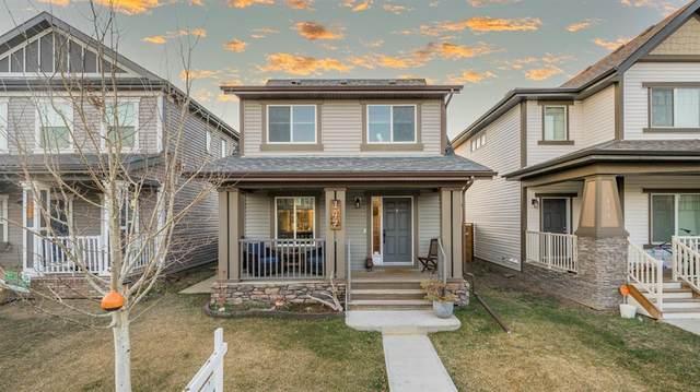 147 Copperpond Rise SE, Calgary, AB T2Z 1J7 (#A1094920) :: Redline Real Estate Group Inc