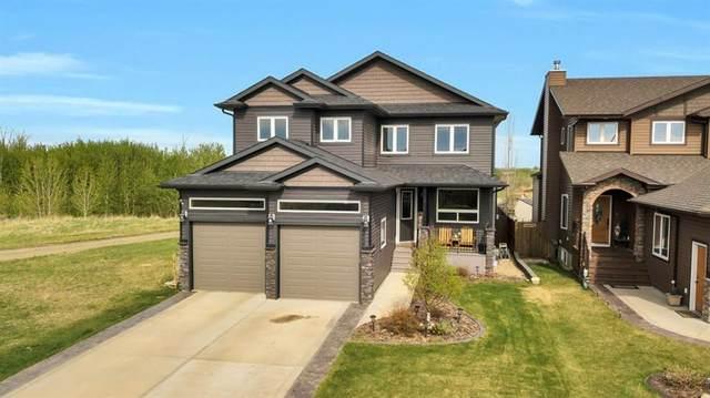6468 Cedar Way, Innisfail, AB T4G 0A5 (#A1094926) :: Calgary Homefinders