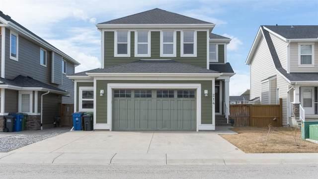 214 Ridge View Green, Cochrane, AB T4C 0J1 (#A1094936) :: Redline Real Estate Group Inc