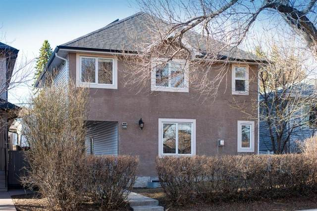 135 25 Avenue NW, Calgary, AB T2M 2A4 (#A1094947) :: Redline Real Estate Group Inc
